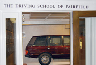 Learn to drive with an interactive curriculum from Driving School of Fairfield